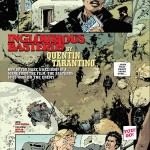 comics inglourious basterds graphic novel page 1