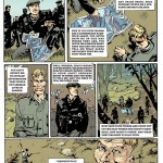 comics inglourious basterds graphic novel page 3