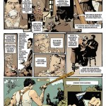 comics inglourious basterds graphic novel page 5