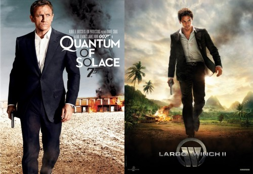 largo winch 2 quantum of solace