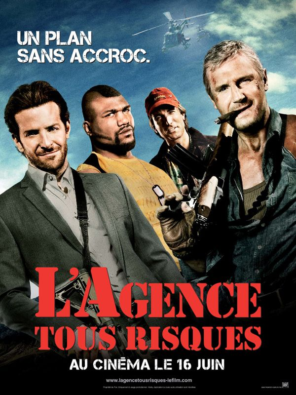 agence tous risque equipe