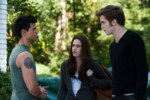 jacob bella edward eclipse
