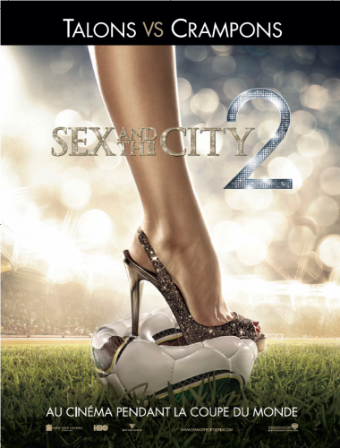 sex and the city affiche coupe du monde