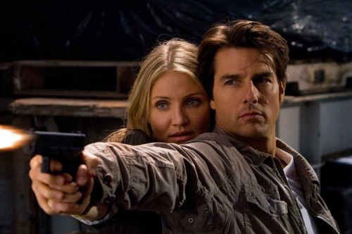 night and day tom cruise cameron diaz flingue