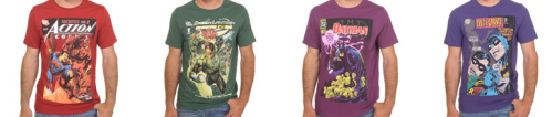 t-shirt_celio_dc_comics_collection