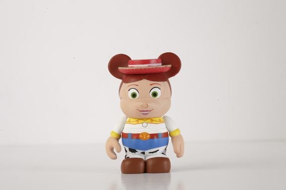 toy story 3 vinylmation jessie