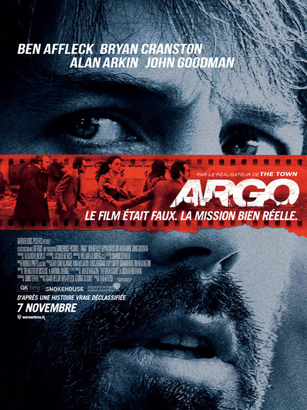 argo french poster