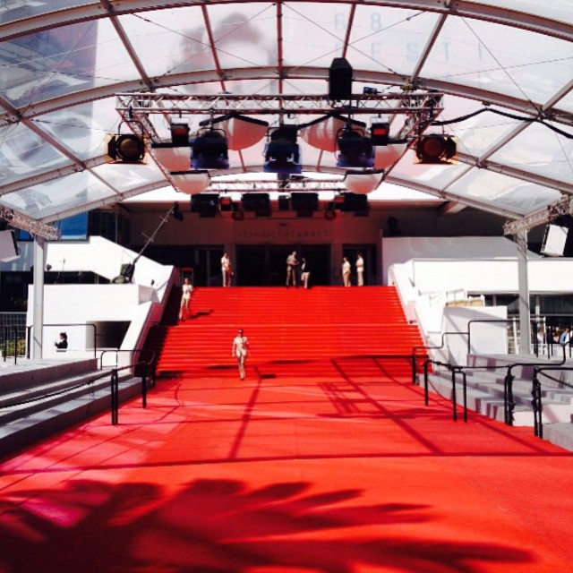 Ma photo annuelle. #Cannes2015